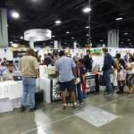 HacDC tables at USASEF 2014.
